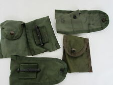 Verbandstasche US Army First Aid Tasche Alice Bag for Belt Woodland Iraque Orig