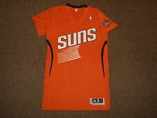 Phoenix Suns Orange Sleeved Blank Adidas Rev 30 Authentic Jersey sz XL +2 PHX