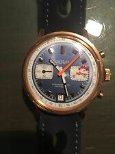 Montre Vintage Eberjax Chrono Vintage Watch