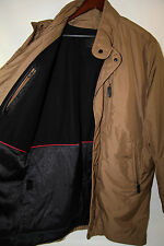 #5 TUMI Polyester Water Resistant Coat Removable Liner Size L new no tags