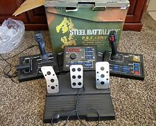 Steel Battalion Controller Xbox in Original Box - UNTESTED