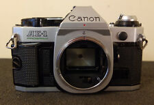 Canon AE-1 Program 35mm SLR Camera - Body Only