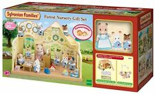 Sylvanian Families Forest Nursery Gift Set - Over 30 Pieces with Bus & 3 Figures
