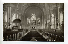 England - Derby, Derbyshire, All Saints, church interior, pub - Photochrom Co
