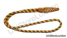 Sword Knot,New British Army Gold-Red Sword Knot R162