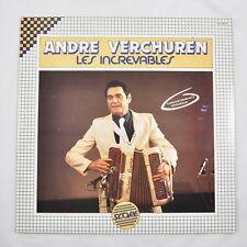 LP: Andre Verchuren - Les Increvables (SCO 8922) 1981