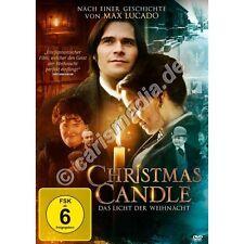DVD: CHRISTMAS CANDLE - Das Licht der Weihnachtsnacht (Max Lucado) *NEU*