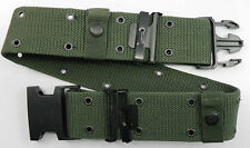 Genuine Army Pistol Belt Medium Alice Military Molle Utility LC-2 Fastex Web