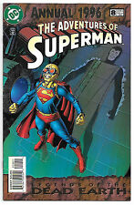 Adventures of Superman Annual #8 (1996 vf+ 8.5) 52 all-new complete story