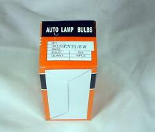 Yamaha RD125 12V 21/5W Stop/Tail Light Bulbs Twin Filament - Box of 10 Q1225