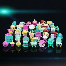Lot of 50PCS Shopkins of Season 6 Soft Loose Famalily Toys For Kids Girls Gift