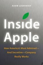 BOOK/AUDIOBOOK CD Adam Lashinsky Business Operations INSIDE APPLE