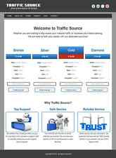 WEBSITE TRAFFIC RESELLER BUSINESS FOR SALE - Free Installation Provided