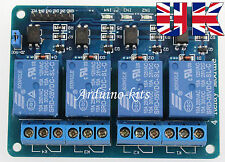4 channel relay modules relay control panel Arduino/PLC relay 5V four way module