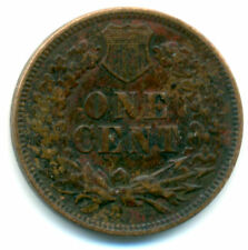 "USA, One Cent 1872 Variante ""Bold On"" Rare Year"