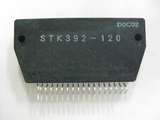 1 ORIGINAL NEW IC SANYO STK392-120 + HEAT SINK COMPOUND