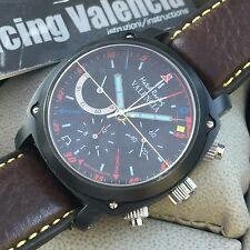 ANONIMO VALENCIA MATCH RACING 44 MM  AUTOMATIC LIMITED PVD