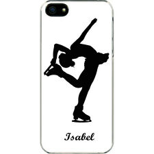 Personalized Figure Skating Layback Spin Position iPhone 6 Slim Case Cover
