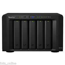 Synology DS1515+ 5 Bay NAS Intel Quad Core 2.4GHz 0TB 2GB USB3.0 Network Storage