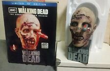 The Walking Dead Complete Season 2 Blu-ray Limited Edition Zombie Head Complete