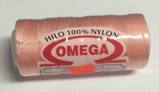 Thread ~ Omega ~ Crochet nylon ~ #2 ~ 300 yards/spool