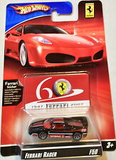 HOT WHEELS 2008 FERRARI RACER F50 BLACK