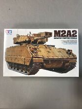1/35 M2A2 INFANTRY FIGHTING VEHICLE-TAMIYA- FACTORY SEALED