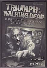Triumph Of The Walking Dead PB Smart POP Books James Lowder
