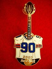 HRC Hard Rock Cafe New Orleans Football HRC Team 2003 LE200