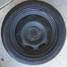 "SMART CAR FORTWO 15""OEM STEEL wheel/rim+tire 05-06-2008-2011-12 85209 SMARTCAR"