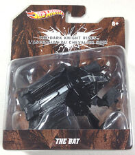Hot Wheels Batman The Bat Dark Knight Rises Batmobile Collector 2011 Rare VHTF