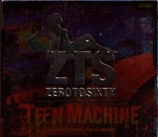 ZTS - Zero To Sixty Music Media / ZTS 002 - Teen Machine
