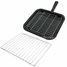 Extendable Shelf & Small Square Grill Pan Rack for Kenwood Oven Cooker
