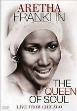 Queen of Soul: Live from Chicago [DVD] by Aretha Franklin