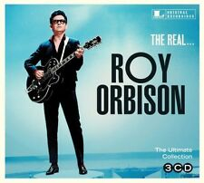 ROY ORBISON The Real... 3CD BRAND NEW Digipak The Ultimate Collection