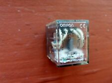 Omron MY4N-D2 Relay 24VDC Coil 14-Pin 4PDT 5 Amp Free Shipping