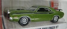 GREENLIGHT GL MUSCLE SERIES 16 - 1971 DODGE CHALLENGER R/T - 1:64 Green/Black