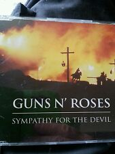 Cd single guns and roses sympathy for the devil