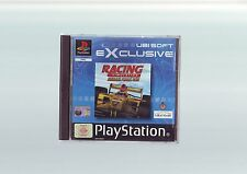 RACING SIMULATION MONACO GRAND PRIX-Sony PS1 / PS2 PS3 COMPATIBILE + bonus GAME