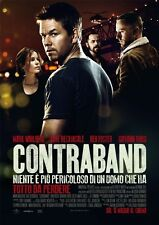 POSTER PLASTIFICATO FOTO THE CONTRABAND MARK WAHLBERG KATE BECKINSALE THRILLER 1