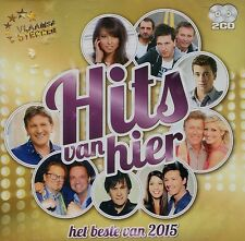 Hits van Hier : Het beste van 2015 (2 CD)