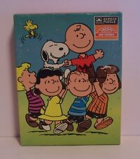 Snoopy Charlie Puzzle Lucy Linus Patty Woodstock Schroeder Peanuts 63 Pieces