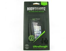 D26 BodyGuardz UltraTough Clear Screen Protectors for iPhone 5 Full Body 2-Pack