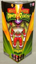"JASON RED RANGER Mighty Morphin Power Rangers Legacy 5"" Figure 2016 BANDAI"