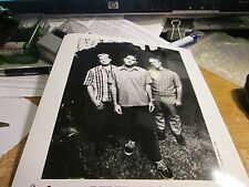 RIDEL HIGH PROMOTION PHOTO VINTAGE  90'S PROMO SHOT 8 X 10 COLLECTABLE