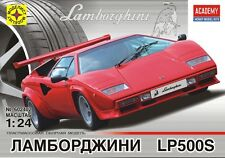 1/24 Lamborghini LP500S Modelist 602402 Model kits