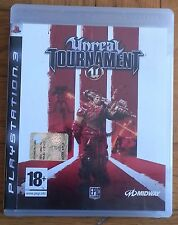 PS3 UNREAL TOURNAMENT III PAL ITA