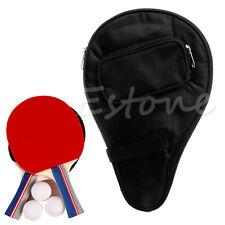 NEW PRO Table Tennis Racket Case Waterproof Ping Pong Paddle Bat Ball Bag HOT