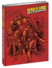Borderlands Game of the Year Signature Series Strategy Guide, BradyGames, Good B