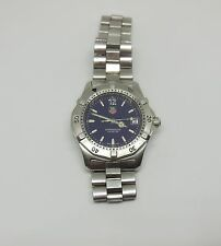 TAG Heuer Professional 200M Mens Wristwatch - WK1113-0